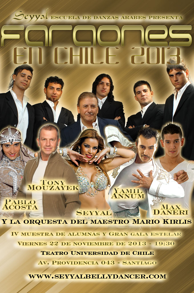 Faraones 2013